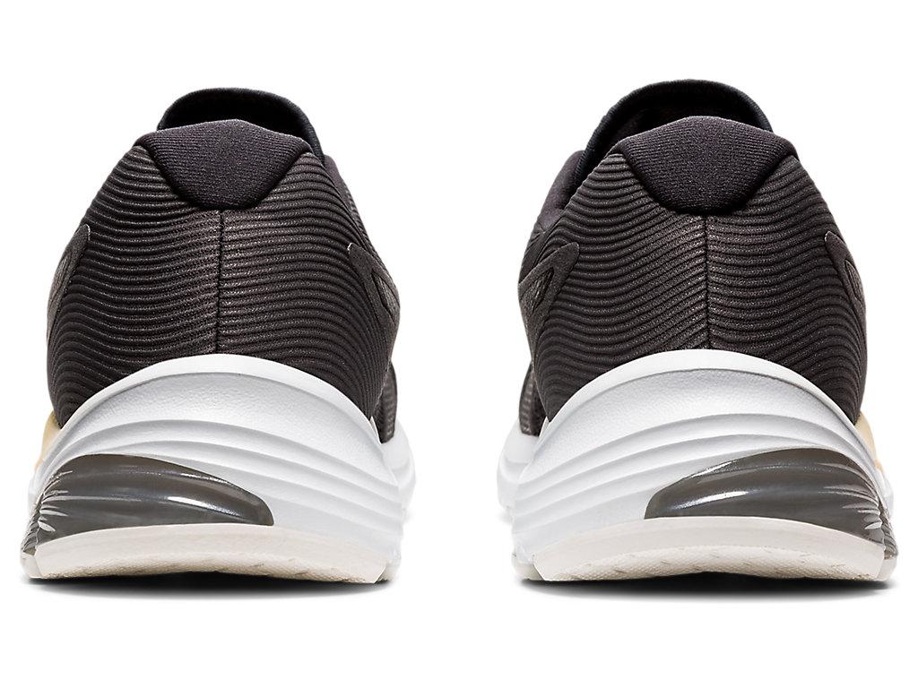 Men's GEL-PULSE 12   Black/Graphite Grey   Running Shoes   ASICS