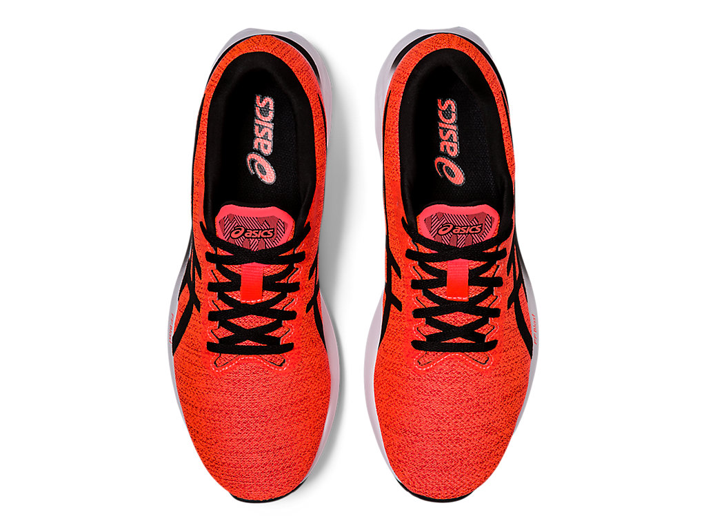 Men's ROADBLAST™ TOKYO   Sunrise Red/Black   Chaussures running ...