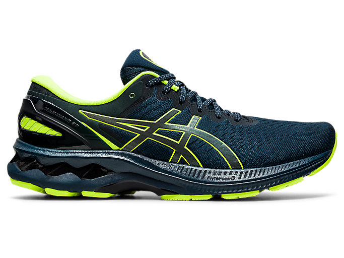 Alternative image view of GEL-KAYANO 27 LITE-SHOW, French Blue/Lite Show