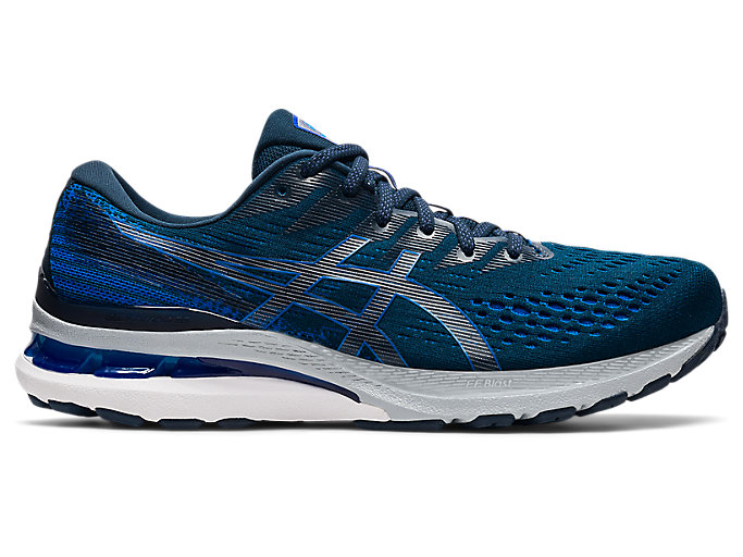 Alternative image view of GEL-KAYANO™ 28, French Blue/Electric Blue