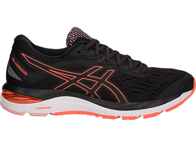 Unisex GEL-CUMULUS 20 | BLACK/FLASH CORAL | Hasta 50% en ...