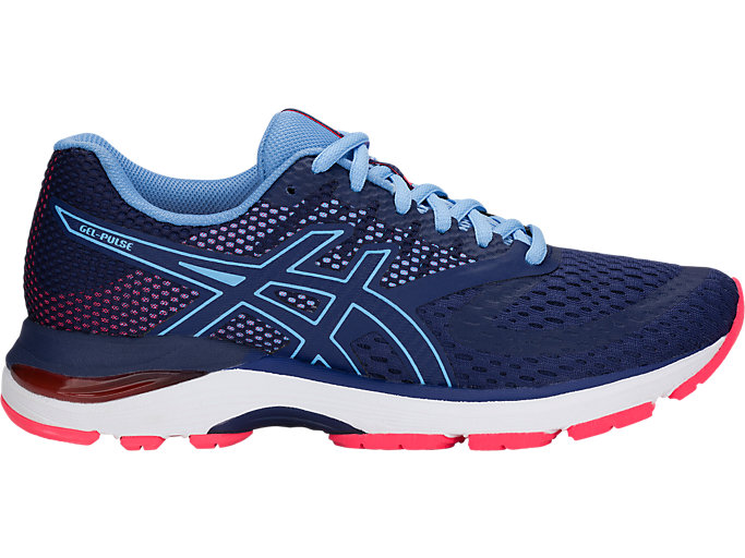 Women's GEL-PULSE 10 | BLUE PRINT/BLUE PRINT | Running ...