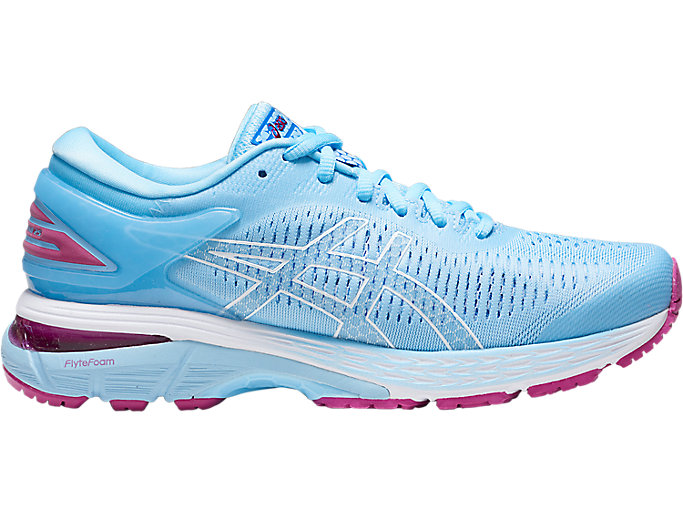 Alternative image view of GEL-KAYANO 25, SKYLIGHT/ILLUSION BLUE