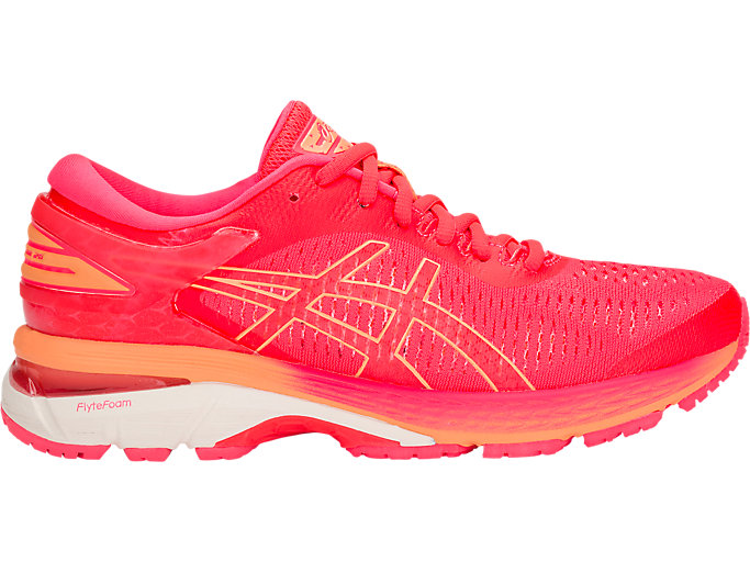 Alternative image view of GEL-KAYANO 25, DIVA PINK/MOJAVE
