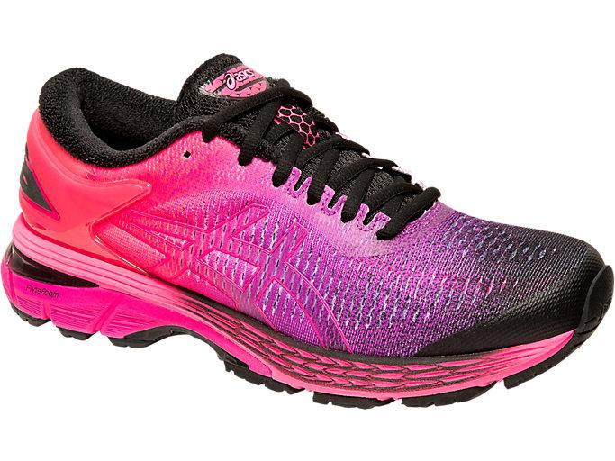 Women's GEL-KAYANO 25 SP | BLACK/BLACK | Running | ASICS Outlet