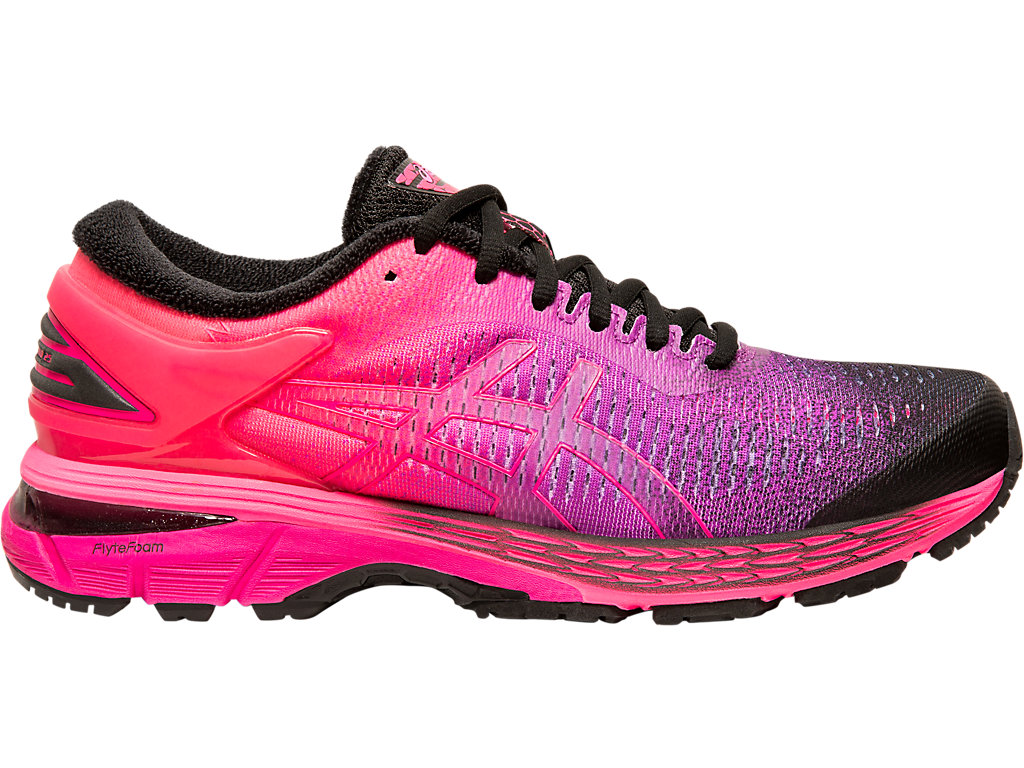 Women's GEL-KAYANO 25 SP | BLACK/BLACK | Running | ASICS Outlet
