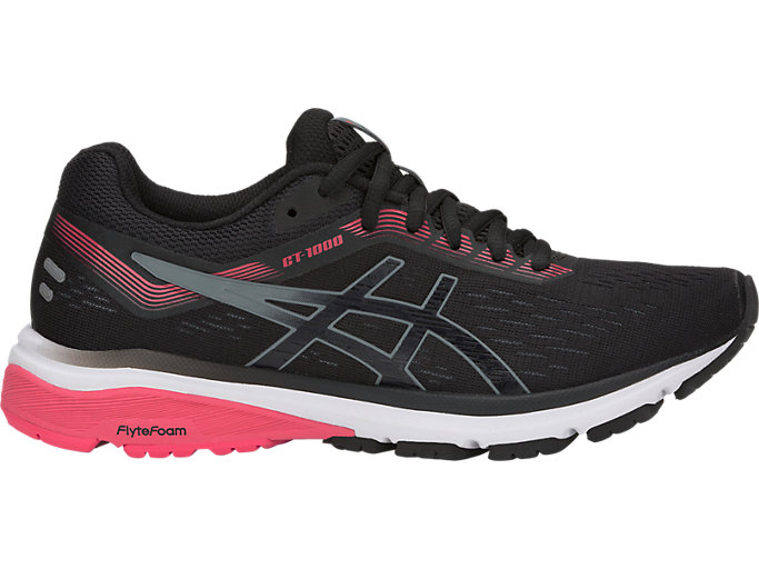 Women's GT-1000 7 | BLACK/STONE GREY | Running | ASICS Outlet