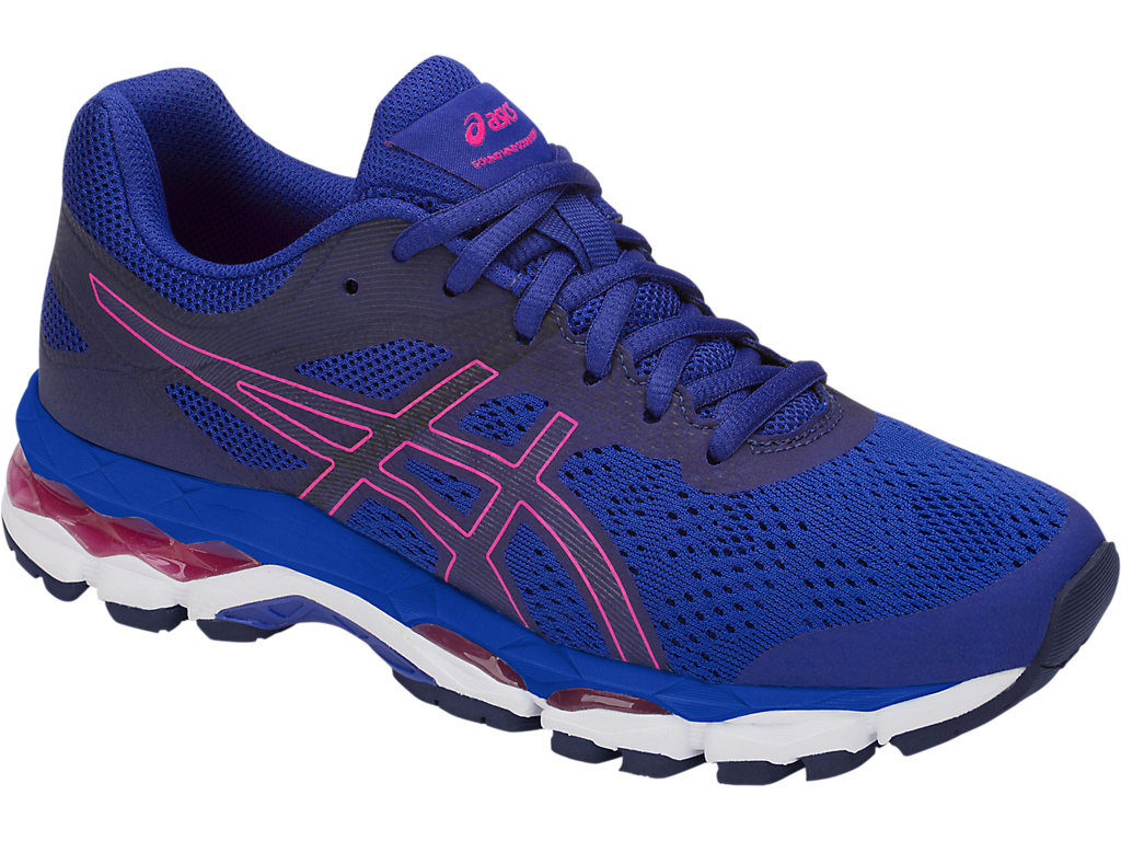 Women's GEL-Superion 2   Monaco Blue/Pink Glow   Running Shoes   ASICS