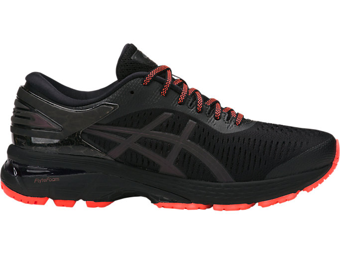 Women's GEL-KAYANO 25 LITE-SHOW | BLACK/BLACK | Running ...