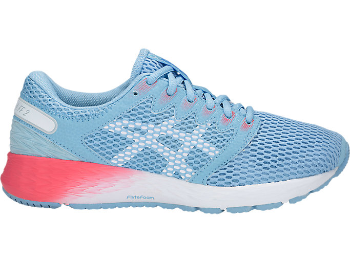 Transparentemente activación Portero  Women's ROADHAWK FF 2 | SKYLIGHT/WHITE | Running | ASICS Outlet