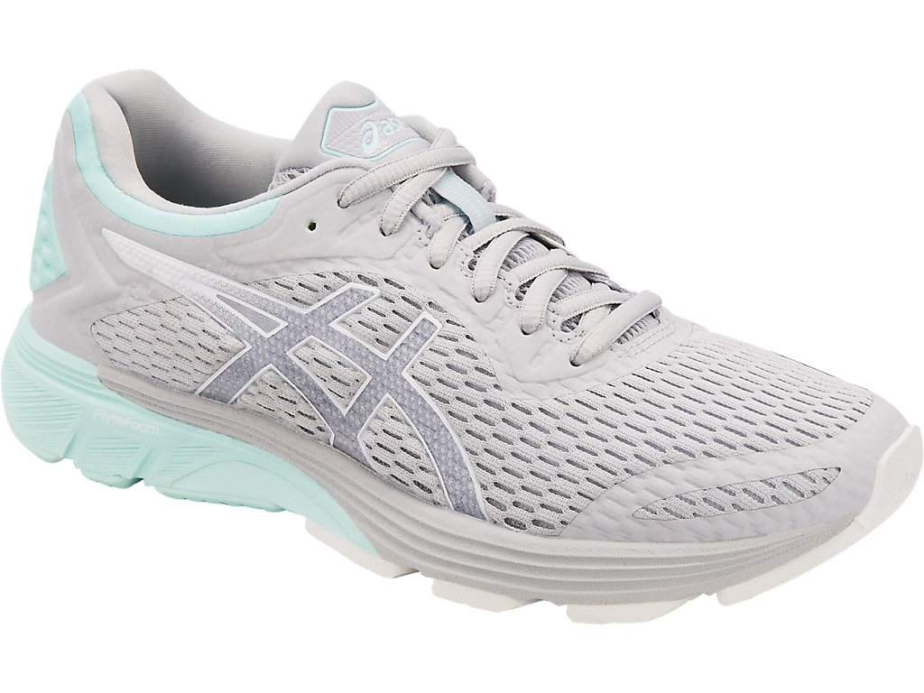 Women's GT-4000 | Mid Grey/Icy Morning | Running Shoes | ASICS