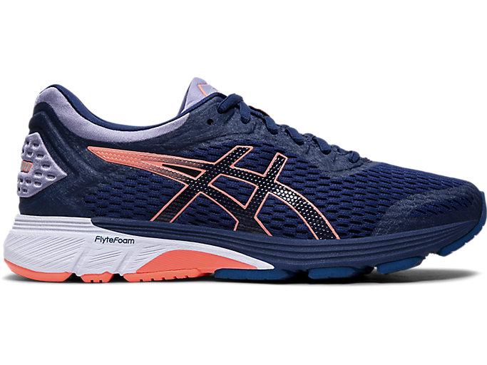 Women's GT-4000 | Blue Expanse/Blue Expanse | Running Shoes | ASICS