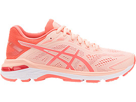 Women's GT-2000 7 | Baked Pink/Papaya | Running Shoes | ASICS