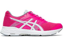 ASICS Gel - Exalt 5 Pink Glo / White Mujer