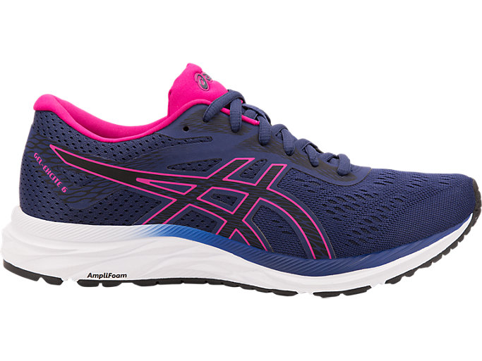 Women's GEL-EXCITE 6 | INDIGO BLUE/PINK RAVE | Running ...