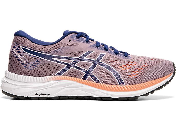 Women's GEL-EXCITE 6 | Violet Blush/Dive Blue | Running Shoes | ASICS