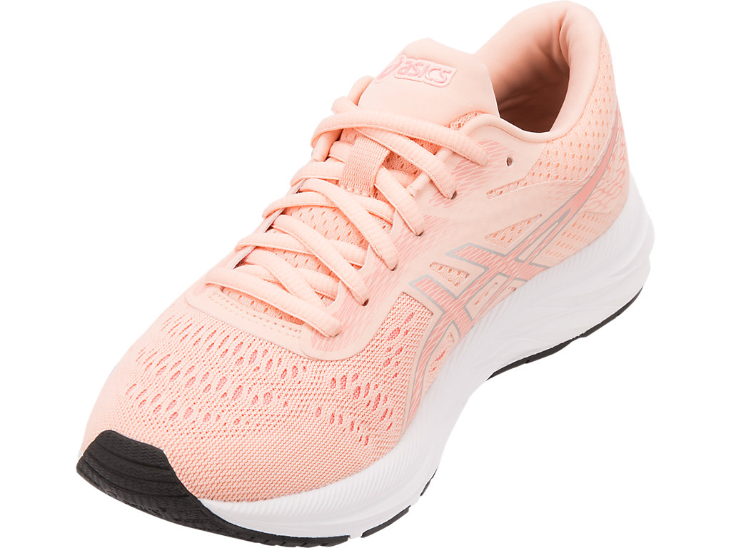 Women's GEL-EXCITE 6 | Baked Pink/Silver | Running Shoes | ASICS