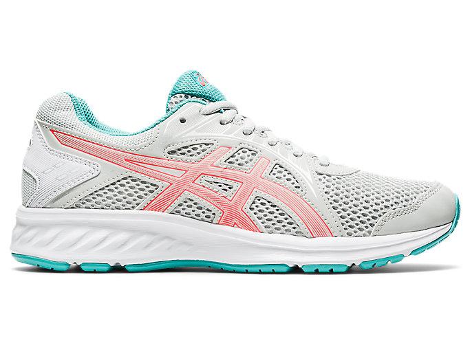 Women's Jolt 2 | Glacier Grey/Sunrise Red | Running Shoes | ASICS