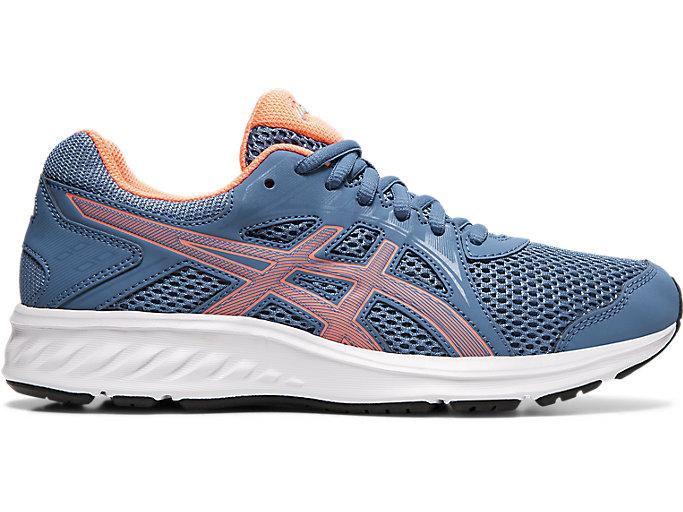 Women's Jolt 2 | Grey Floss/Sun Coral | Running Shoes | ASICS