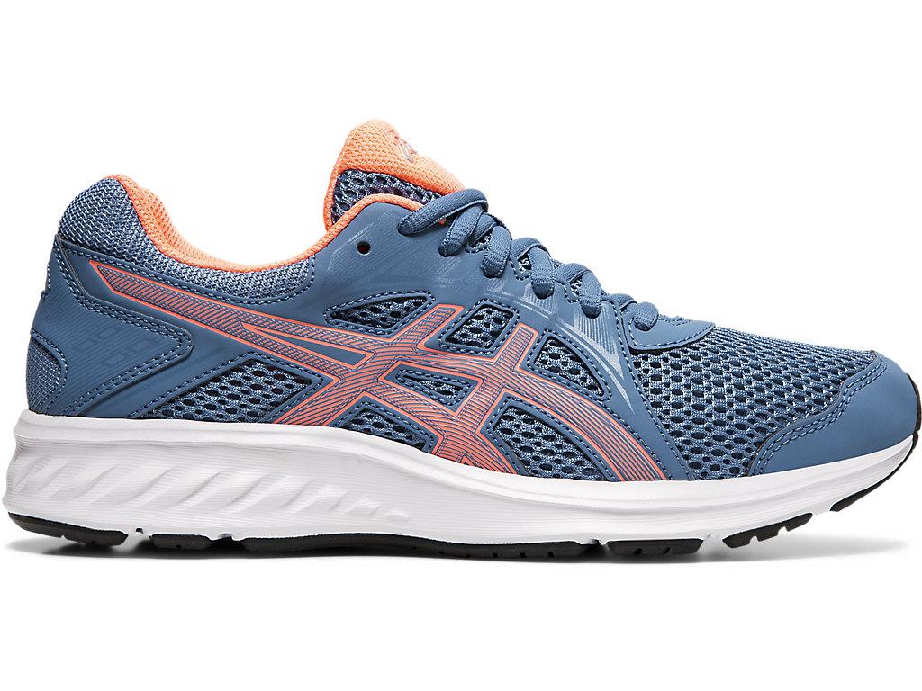 Women's Jolt 2   Grey Floss/Sun Coral   Running Shoes   ASICS