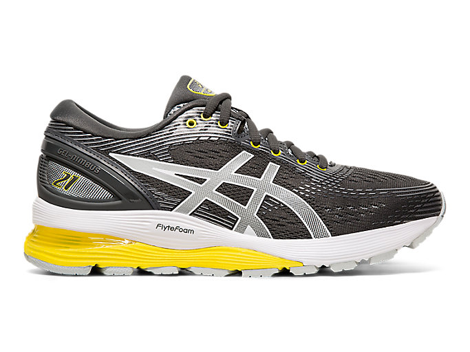 Alternative image view of GEL-NIMBUS 21, DARK GREY/MID GREY