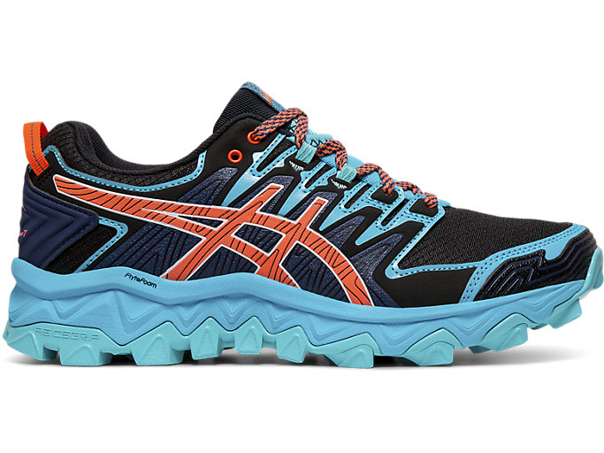 Men's GEL-FujiTrabuco 7 | AQUARIUM/BLUE EXPANSE | Trail ...