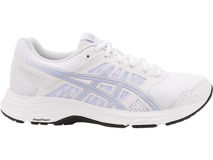 Women's GEL-Contend 5   White/Vapor   Running Shoes   ASICS