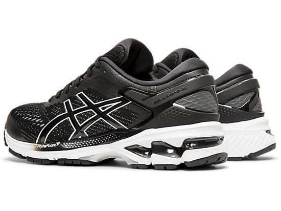 GEL-KAYANO 26 BLACK/WHITE