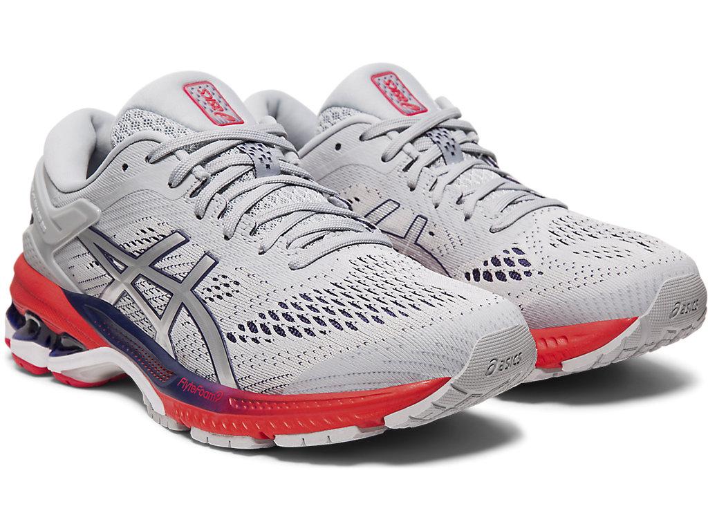 Asics Gel-Kayano 26 Women Schuhe Damen Laufschuhe Running Sneaker 1012A457-021
