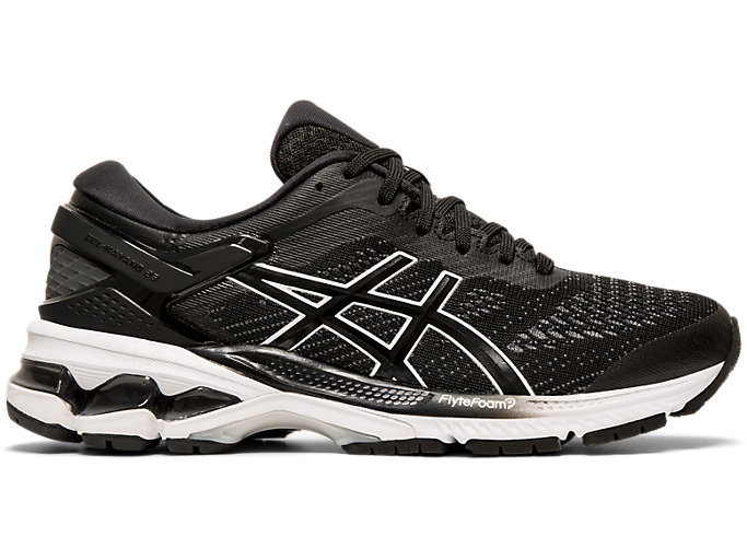 Black | Women | GEL-KAYANO 26 | ASICS