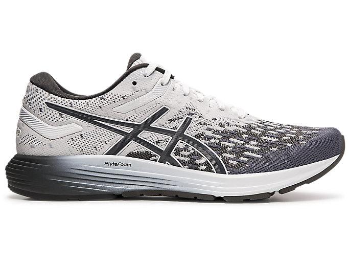 Women's DYNAFLYTE 4 | White/Graphite Grey | Running Shoes | ASICS
