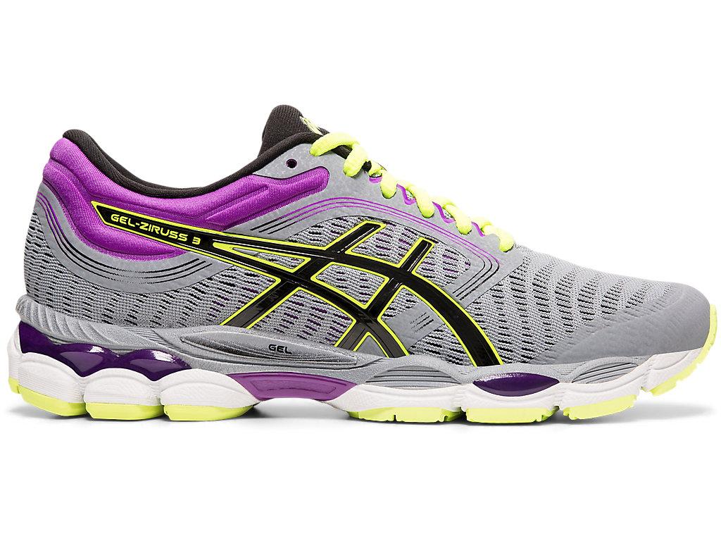 Women's GEL-ZIRUSS 3 | Sheet Rock/Orchid | Running Shoes | ASICS
