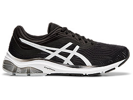 ASICS Gel - Pulse? 11 Black / Piedmont Grey Mujer