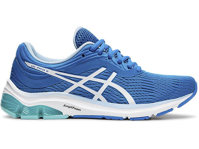bosque Correctamente Pigmalión  Women's GEL-PULSE 11 | Directoire Blue/ White | Running Shoes | ASICS