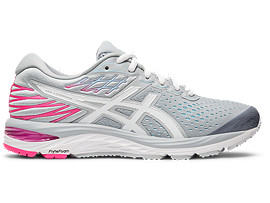 Women's GEL-CUMULUS 21 | Watershed Rose/Rose Gold | Running ...