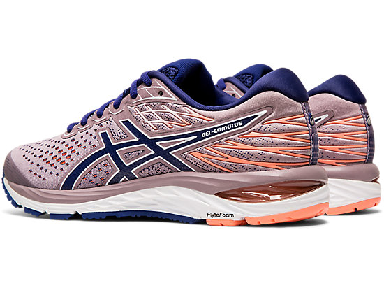 GEL-CUMULUS 21 | WOMEN | VIOLET BLUSH/DIVE BLUE | ASICS ...