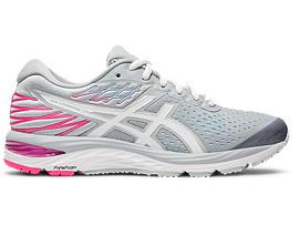 Women's GEL-CUMULUS 21 | Piedmont Grey/ White | Running ...