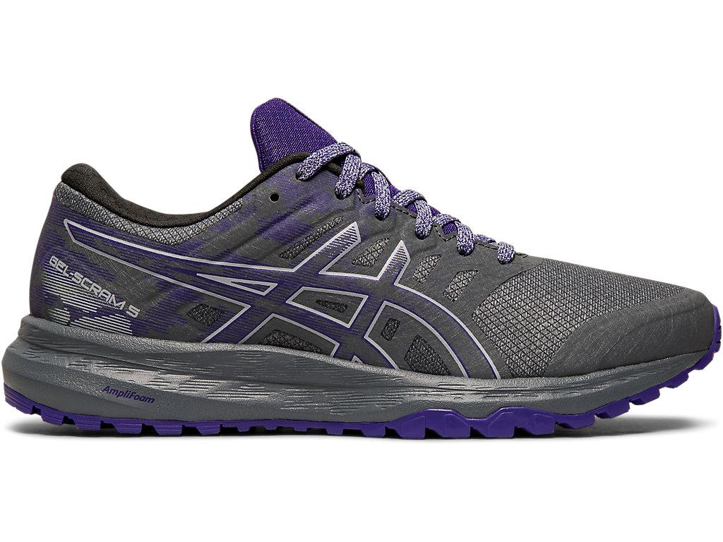 Women's GEL-SCRAM 5   Metropolis/Gentry Purple   Trail Running   ASICS