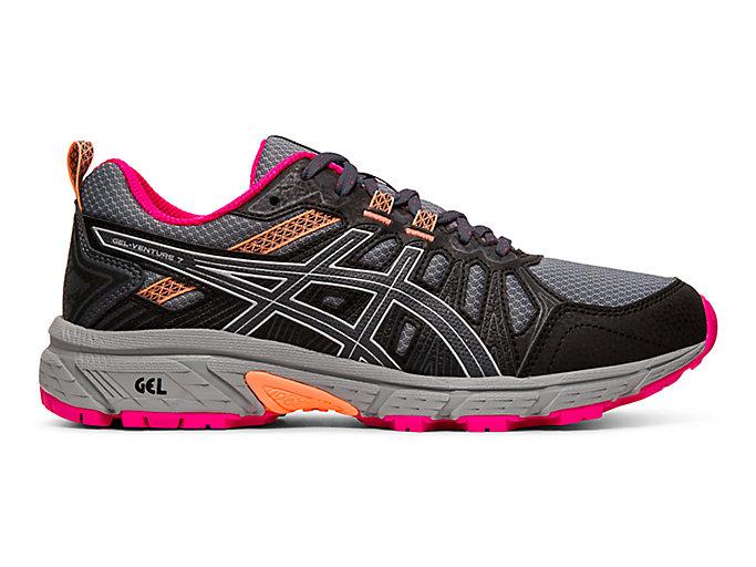 Women's GEL-VENTURE 7 | Carrier Grey/Silver | Running Shoes | ASICS