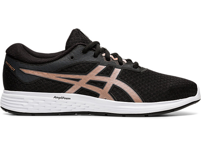 Ánimo Escarchado Extra  Women's PATRIOT™ 11 | BLACK/ROSE GOLD | Running | ASICS Outlet