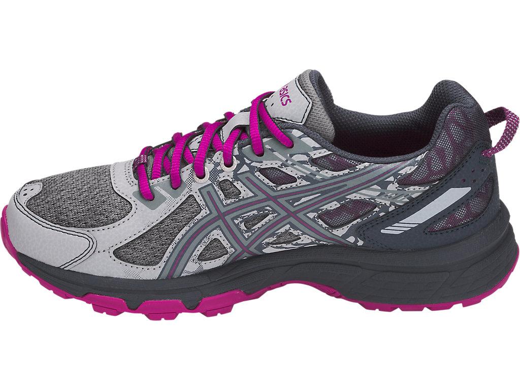 Women's GEL-Venture 6 MX   Mid Grey/Purple Spectrum   Trail ...