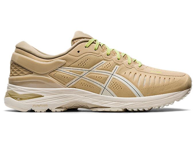 Women's Metarun | Beige/Grey | Running Shoes | ASICS