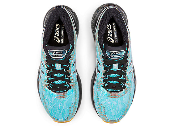 GEL-NIMBUS 21 WINTERIZED ICE MINT/BLACK