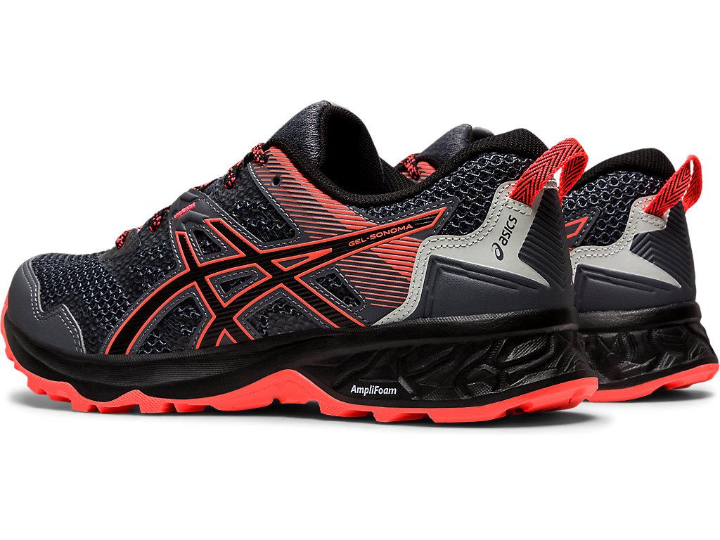 Women's GEL-Sonoma 5 | Metropolis/Black | Trail Running | ASICS