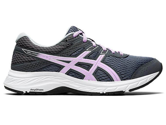 Women's GEL-CONTEND 6 | Carrier Grey/Lilac Tech | Running Shoes ...