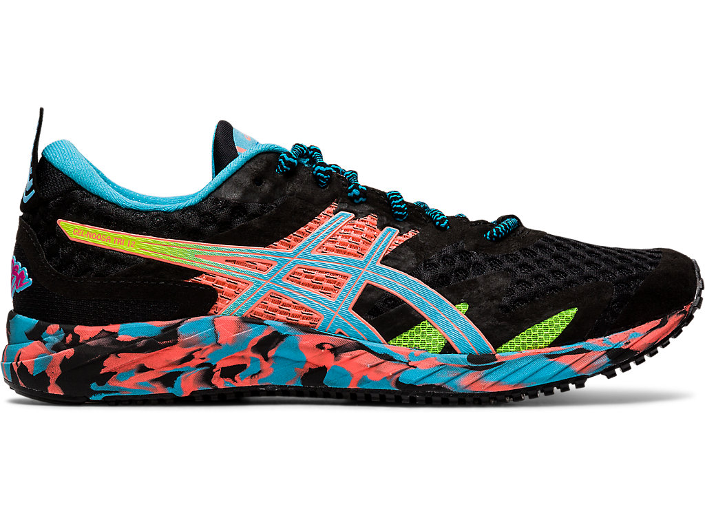 Abundantemente Emulación agua  Women's GEL-NOOSA TRI 12 | BLACK/AQUARIUM | Running Shoes | ASICS