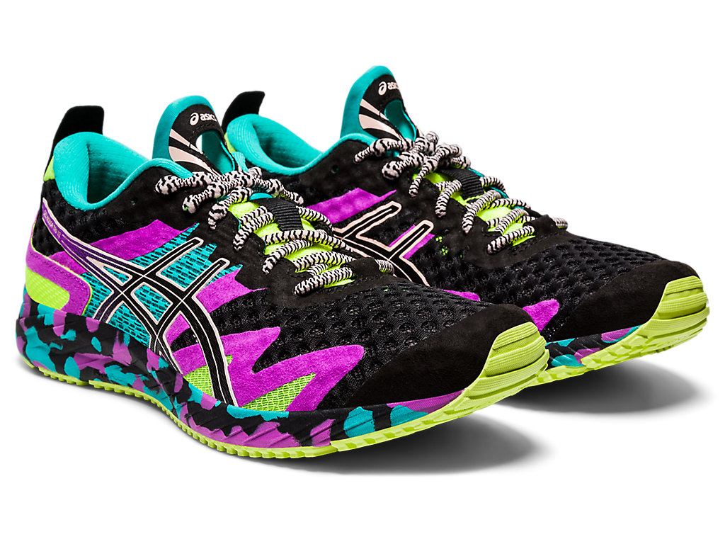 Women's GEL-NOOSA TRI 12   Black/Black   Running Shoes   ASICS
