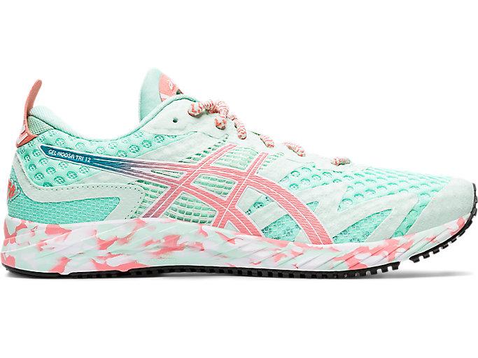 Women's GEL-NOOSA TRI 12 | Fresh Ice/Guava | Running Shoes | ASICS