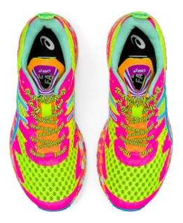 asics gel noosa tri 7 kids yellow