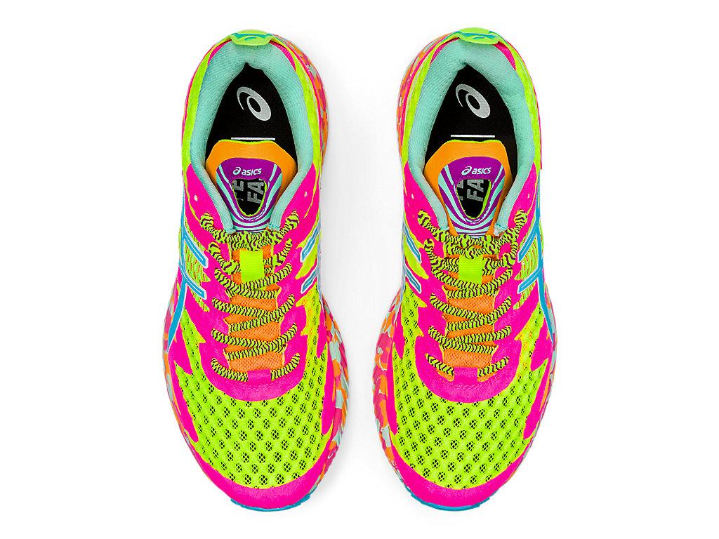 Women's GEL-NOOSA TRI 12 | Safety Yellow/Aquarium | Running Shoes ...